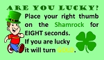 Are You Lucky