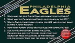 Eagles Trivia Gospel Tract - 100ct pckg (2