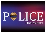 Police Lives Matter Gospel Tract - 50ct (2.5