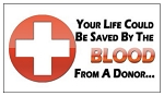 RED CROSS GOSPEL TRACT - 100ct pckg (2