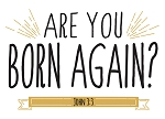 Are You Born Again - Gospel Tract (2.5