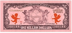 Valentine Million Dollar Bill Gospel Tract - 100 per pack