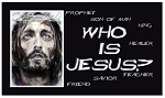 Who Is Jesus? Gospel Tract - 100ct pckg (2