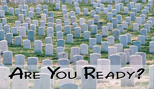 Are You Ready (graveyard)