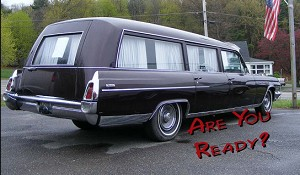Are You Ready (hearse)