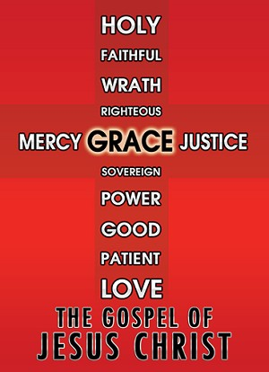 "The Cross - Gospel Tract (2.5"" x 3-1/2"")"