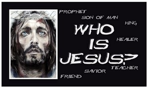 "Who Is Jesus? Gospel Tract - 100ct pckg (2"" x 3-1/2"")"