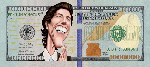 Joel Olsteen Million Dollar Bill Gospel Tract (100 ct. pckg)